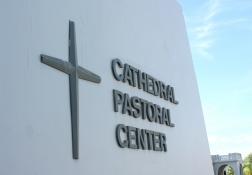 大聖堂の事務所
