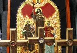 守護聖人のレリック(聖遺物)