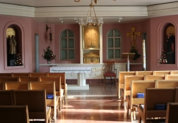Blessed Sacrament (神聖な礼拝部屋)