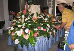 12月8日: カマリン祭の準備